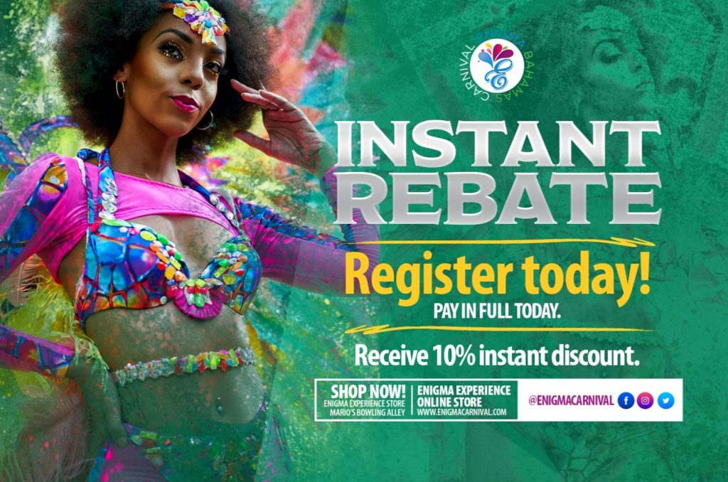 Instant Rebate Pop-up