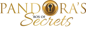 Pandora's Box of Secrets Logo